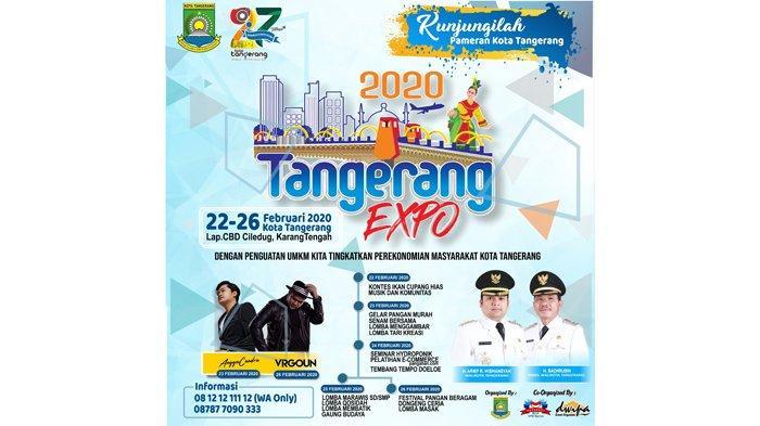 Pemkot Kembali Gelar Tangerang Expo 2020