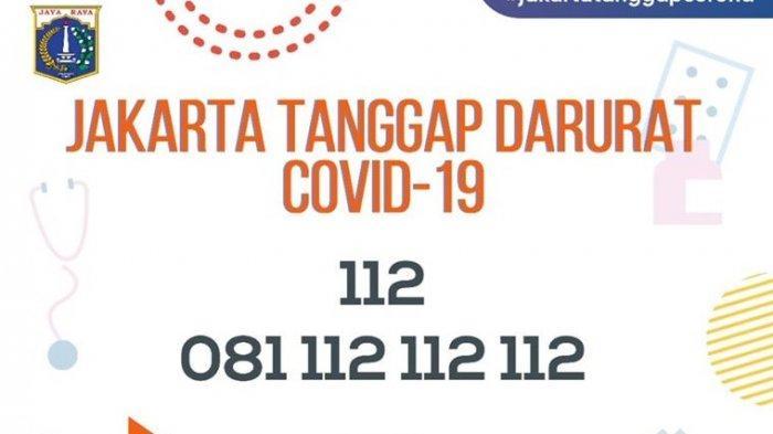 Tegas, di akun fanpage resminya di Facebook, Gubernur Anies Baswedan mengumumkan status tanggap darurat bencana virus corona di DKI Jakarta, Sabtu 21 Maret 2020.