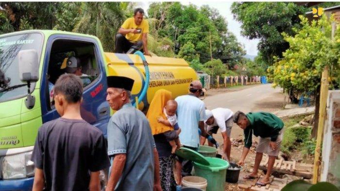 Tanggap Darurat Kementerian PUPR Atasi Dampak Bencana Banjir NTT dan NTB