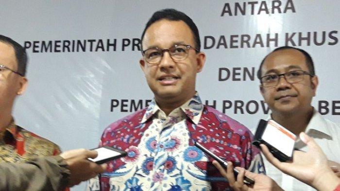 Ibu Kota Pindah, Bagaimana Nasib Proyek Infrastuktur Rp 571 Triliun Anies Baswedan?
