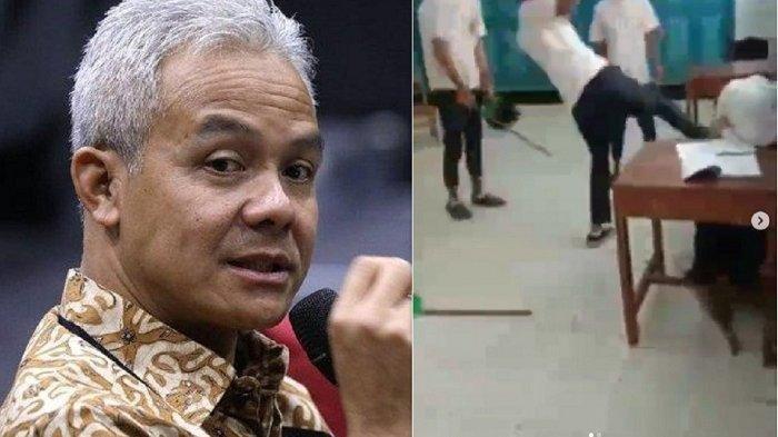Gubernur Ganjar Pranowo Bujuk Siswi SMP di Purworejo Korban Bully Pindah Sekolah, Ini Iming-imingnya