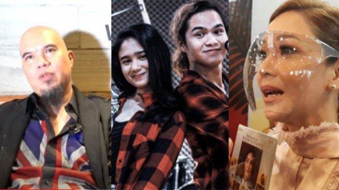 Ahmad Dhani dan Maia Estianty Kompak Beri Respons Santai soal Keinginan Dul Jaelani Nikah Muda