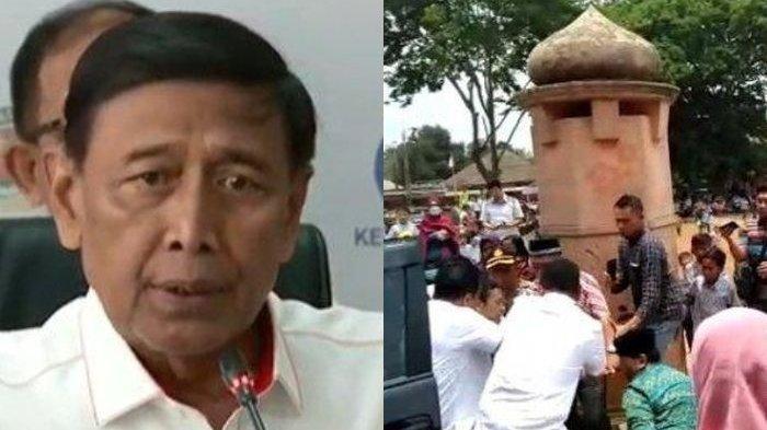 TERBARU Kondisi Wiranto Setelah Insiden Penusukan, Sudah Bisa Tidur Miring & Jalan 3 Langkah