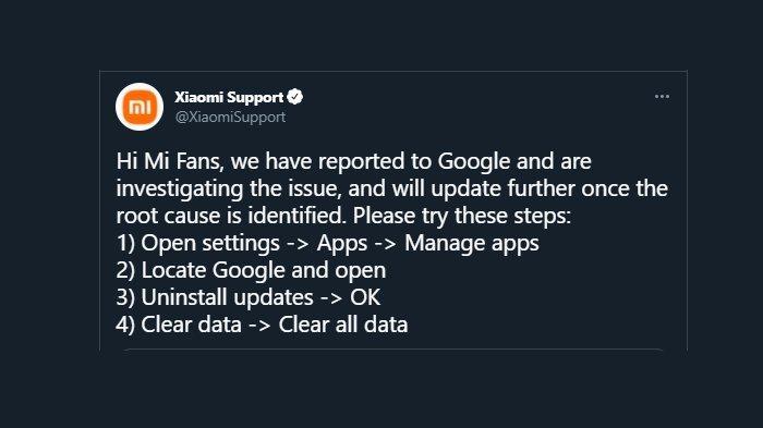 Android Sempat Ngadat, Bos Xiaomi Indonesia Sebut Akibat Update Google