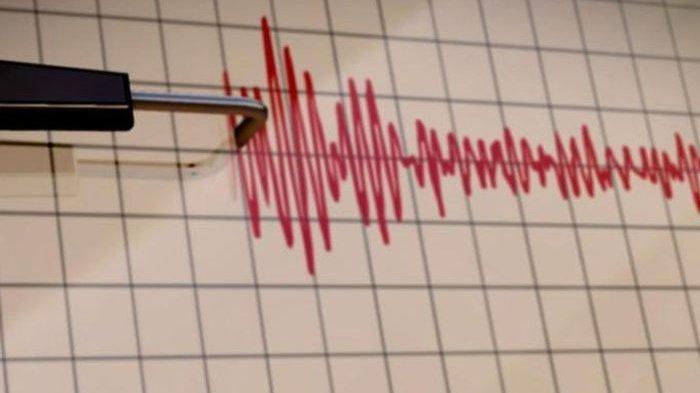 Gempa Hari Ini : BMKG Catat Gempa M 3,4 Guncang Jayapura Dini Hari, Kedalaman 10 Km