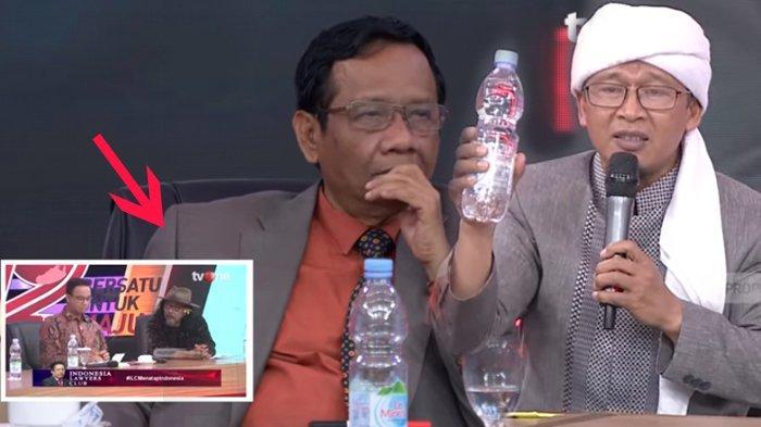 Tanggapi Pujian Soal Ekspresinya Saat Dengar Aa Gym Bicara, Sudjiwo Tedjo Sindir Reaksi Mahfud MD?