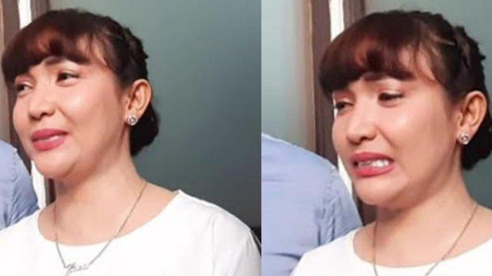 Roro Fitria saat ditemui di Pengadilan Negeri Jakarta Selatan, Kamis (5/9/2019).