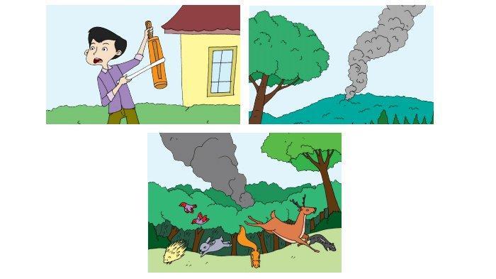 Kunci Jawaban Tema 5 Kelas 5 SD Halaman 133, 134, 137 Buku Tematik Subtema 3 Pembelajaran 5