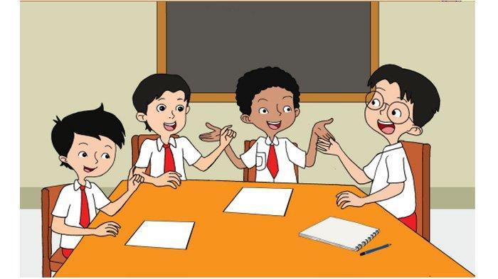 Kunci Jawaban Tema 6 Kelas 6 SD Halaman 72 73 74 75 Buku Tematik Pembelajaran 5 Subtema 2