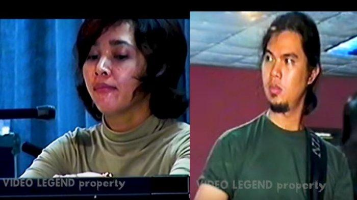 Tangkap layar video Ahmad Dhani dan Maia Estianty