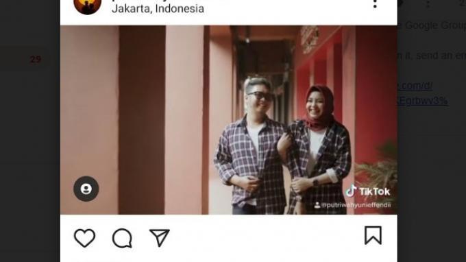 Unggahan Terakhir Penumpang Pesawat Sriwijaya SJ-182 di Instagram Bikin Terharu Netizen