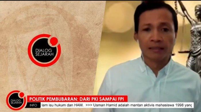 Tidak Demokratis, Pembubaran FPI Kedepankan Pendekatan Kekuasaan Ketimbang Pendekatan Hukum