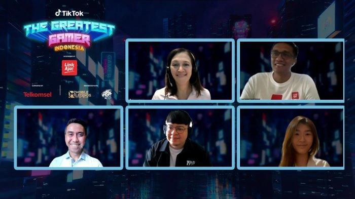 Waduh! TikTok Gelar Kompetisi Antar Gamers di Indonesia