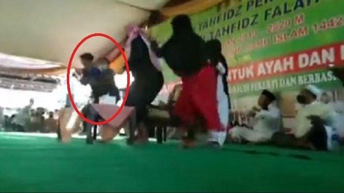 Syekh Ali Jaber Beberkan Detik-detik Penusukan Dirinya di Acara Tahfiz Al Quran Bandarlampung