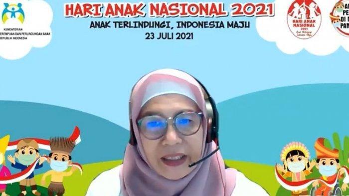 Menyambut Hari Anak Nasional, Wakil Ketua KPK Lili Pintauli Siregar Bagikan Pengalaman Masa Kecil