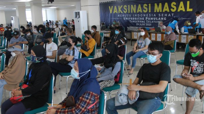 Wagub DKI Akui Masih ada Kekhawatiran Vaksinasi Bagi Lansia