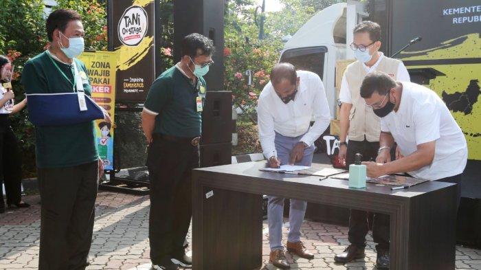 500 Ribu Petani Terdampak Covid-19 Dapat Program Pemberdayaan