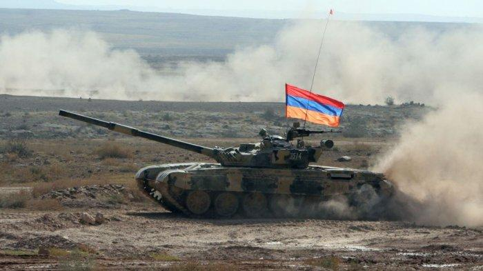 Perang Armenia Vs Azerbaijan: Berikut Perbandingan Militer Kedua Negara, Siapa Lebih Kuat?