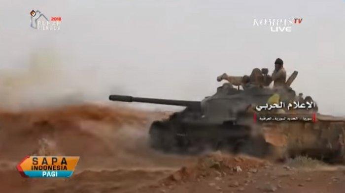 Suriah NyatakanKemenangan Atas ISIS