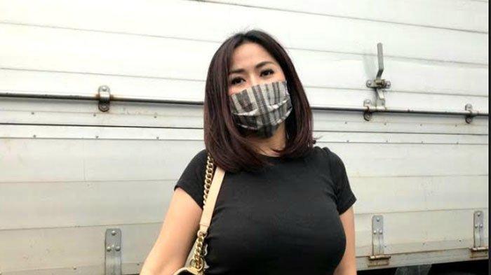 Tante Ernie ketika ditemui di gedung Trans TV, Jalan Kapten Tendean, Mampang Prapatan, Jakarta Selatan, Rabu (20/5/2020).