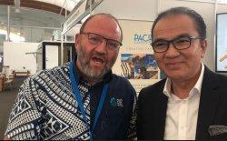Interaksi Indonesia pada Path to Pasific, Promosikan Pasific Exposition 2019