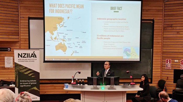 Dubes Tantowi: Indonesia Menjadikan Pasifik Prioritas
