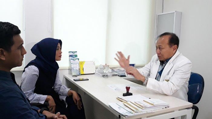 Tantri Kotak Bareng Suami Datangi Rumah Sakit, Lakukan Pemeriksaan Kesehatan, Apa yang Terjadi?