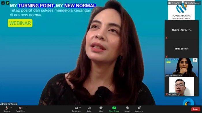 Kiat Cermat Kelola Keuangan di Era New Normal Ala Tokio Marine Life Insurance Indonesia
