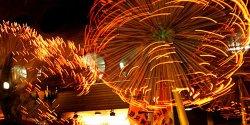 Hong Kong Merayakan Festival Pertengahan Musim Gugur dengan Tarian Naga Api Tai Hang