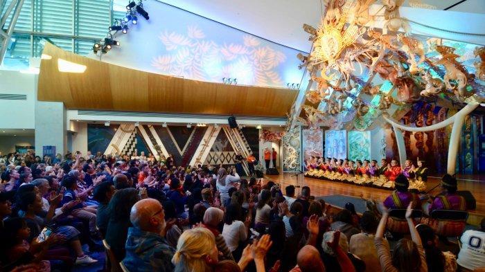 Tari Saman Gebrak Unesco International Dance Day di Wellington Selandia Baru