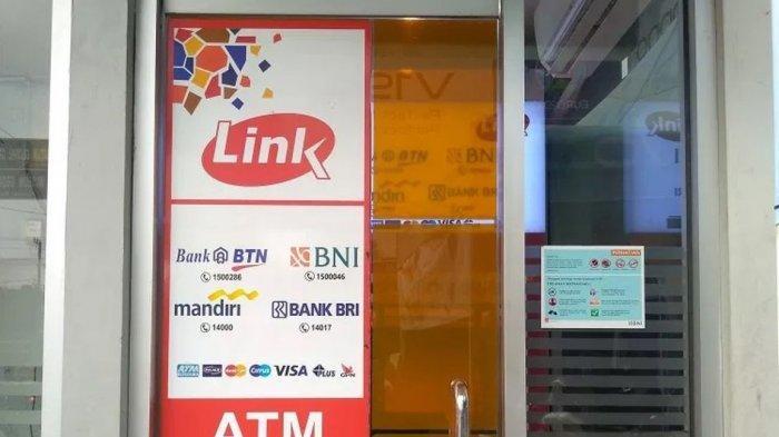Resmi Ditunda, Cek Saldo dan Tarik Tunai di ATM Link Masih Gratis!
