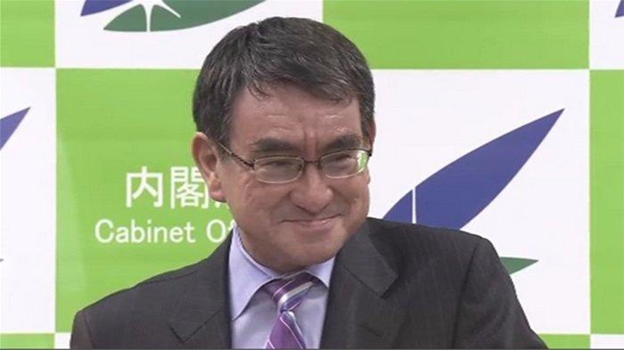 Taro Kono Siap Bertarung di Pemilihan Presiden LDP Jepang
