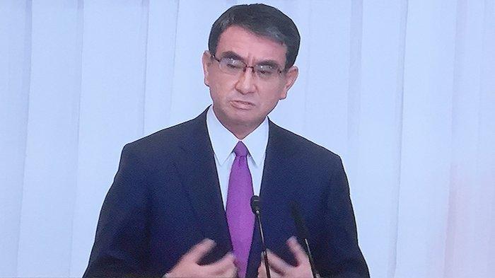 Popularitas Taro Kono Meningkat Dibanding 3 Calon Lainnya Usai Debat Kandidat LDP Jepang