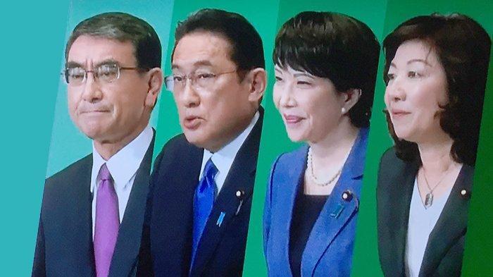 Fumio Kishida Perkenalkan Go To 2.0, Kandidat LDP Lain Bicara Soal Perkawinan Sejenis di Jepang