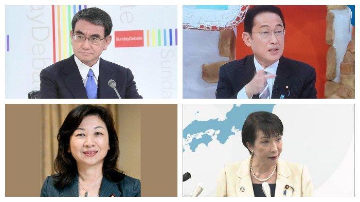 PROFIL 4 Kandidat Perdana Menteri Jepang yang akan Gantikan Posisi Yoshihide Suga