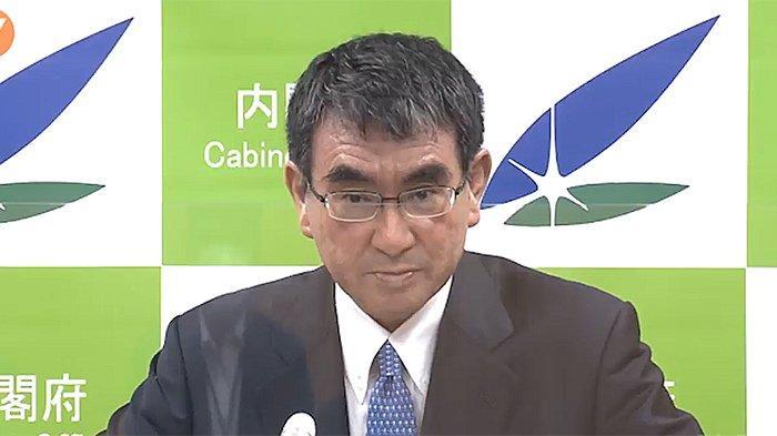 Menteri Taro Kono Janjikan Jepang Bakal Dapat Tambahan 6 Juta Dosis Vaksin Pfizer