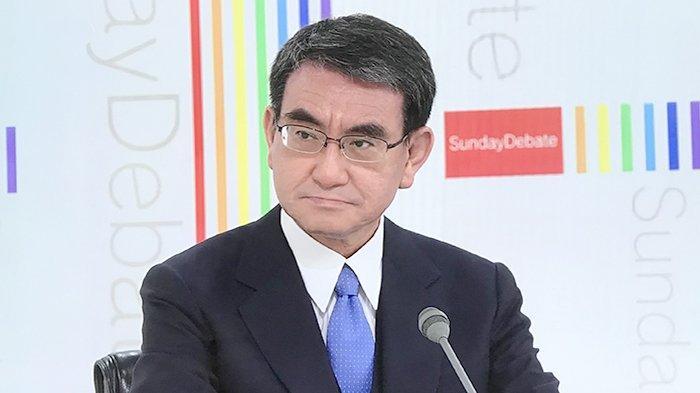 Taro Kono Minta Percepat Vaksinasi di Jepang, Antisipasi Penyebaran Varian Baru Covid-19