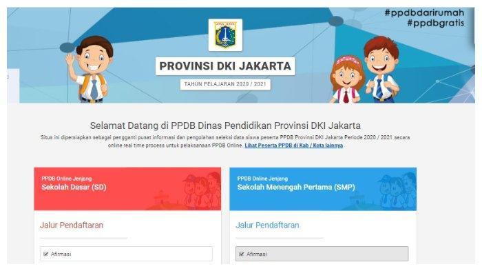 Pendaftaran PPDB Jakarta 2020 Jalur Zonasi Berakhir Besok, Begini Cara Daftarnya