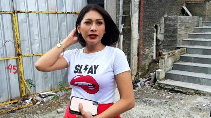 Tata Janeeta ketika ditemui di gedung Trans TV, Jalan Kapten Tendean, Mampang Prapatan, Jakarta Selatan, Selasa (19/5/2020).