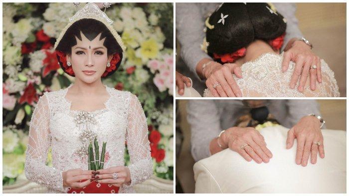 Penyanyi tanah air, Tata Janeeta akhirnya bagikan beberapa foto dalam momen pernikahannya.