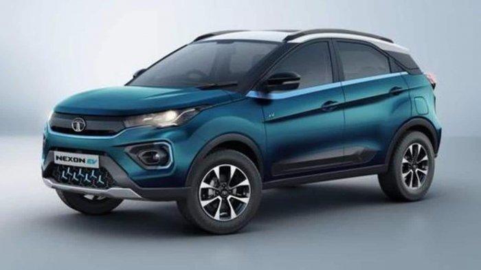 Tata Motors Ngegas Produksi Mobil Listrik, Siapkan 10 Model Sampai 2025