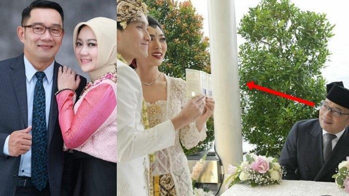 Istri Curhat Tentang Tatapan Mata Ridwan Kamil Lihat Isyana Pakai Baju Pengantin: Babeh Emil Ih