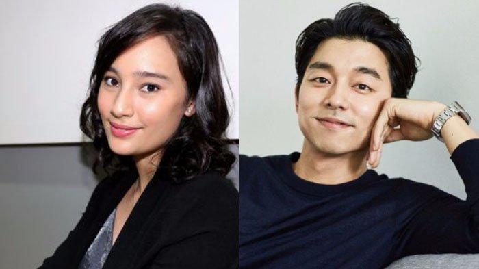 Banyak yang Baper Lihat Foto Tatjana Saphira Bareng Gong Yoo, dan Herjunot Ali Pun Lewat