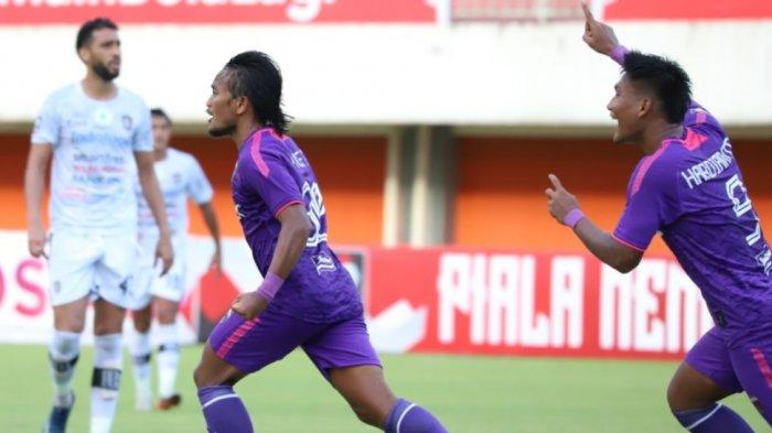 Persita Tangerang vs Bali United: Taufiq Febriyanto Sukses Redam Idolanya