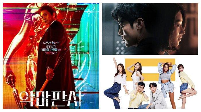8 Tayangan Korea Terbaru yang Tayang Bulan Juli 2021 di Viu: The Devil Judge hingga Recalled