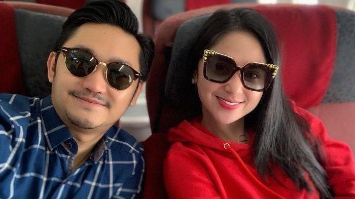 4 Tahun Nikah, Dewi Perssik Senang Dapat Nafkah Pertama, Tapi Ancamannya Bikin Jiper Angga Wijaya