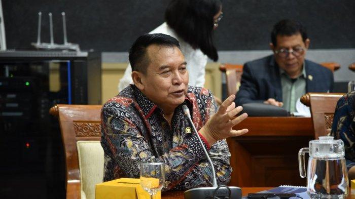 Anggota Komisi I DPR, Tubagus (TB) Hasanuddin.