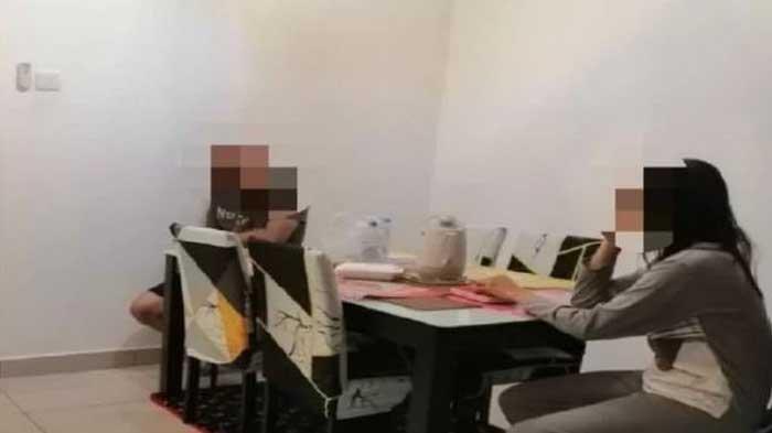 Gegara Ribut dengan Istri, Pria Malaysia Ini Ajak Anak Balitanya Menginap di Rumah Janda Empat Anak