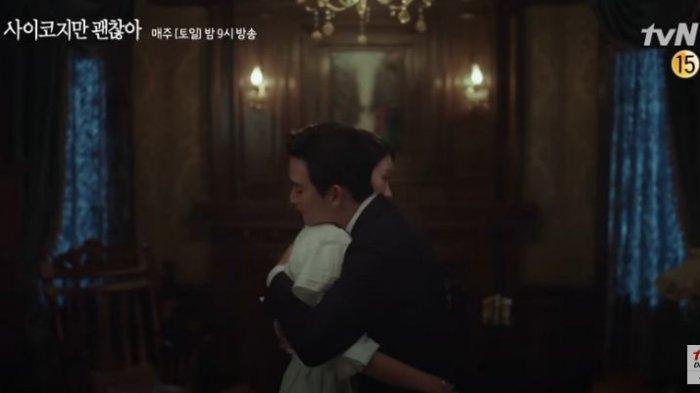 Sinopsis It's Okay to Not Be Okay Episode 13, Misteri Pembunuhan Ibu Kang Tae & Sang Tae