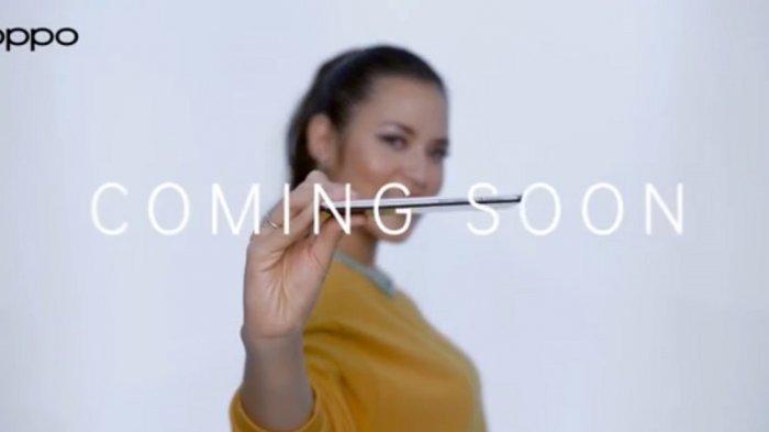 Libatkan Raisa, Oppo Rilis Teaser Anyar untuk Calon Gadget Terbaru Seri F
